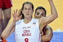 Tereza Vorlová se stala mistryní světa ve hře tři na tři na šampionátu basketbalistek v čínském Kuang-čou