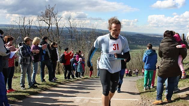 Běh na vrch Červeňák