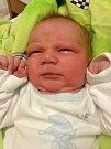 Zdeněk Sluka se narodil 30. srpna 2017 v 9.56 hodin mamince Lence Slukové z Hradiště. Vážil 3850 g a měřil 49 cm.