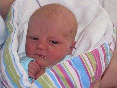 Kateřině Hájkové ze Žatce se 7. března narodil Jonáš Hájek. Vážil 3,76 kg, měřil 52 centimetrů.