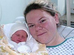 Prvním miminkem nového roku, narozeným v okrese Louny, je chlapec Vítek Grzybowski ze Žatce. Mamince Kateřině udělal velikou radost