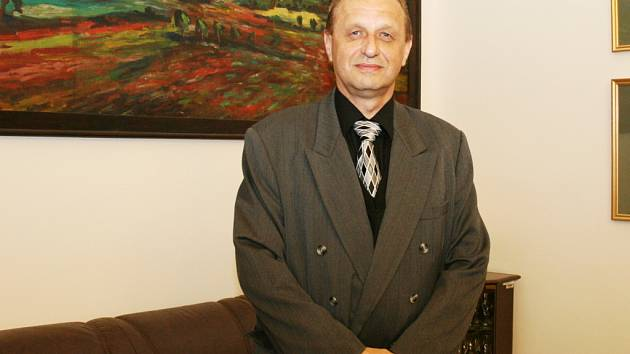Vratislav Pražák.
