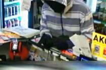 Přepadení benzinové čerpací stanice Bexon v Žatci