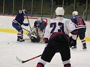 Utkání odchovanců HC Slovan Louny