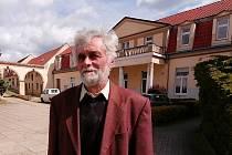 Starosta Staňkovic Vladimír Libich.