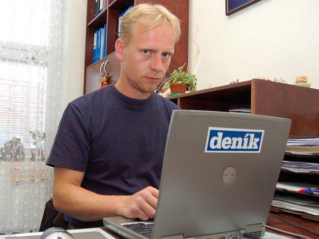 Miroslav Legutko byl hostem on-line rozhovoru s čtenáři Žateckého a lounského deníku.