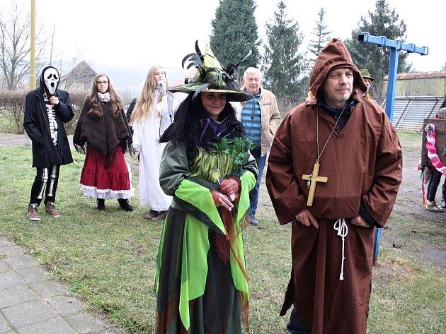 Masopust ve Staňkovicích