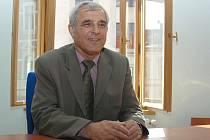 Josef Čerňanský, poslanec Parlamentu ČR za okres Louny a bývalý starosta Podbořan.