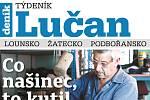 Vychází nový Týdeník Lučan.