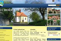 Web obce Tuchořice.