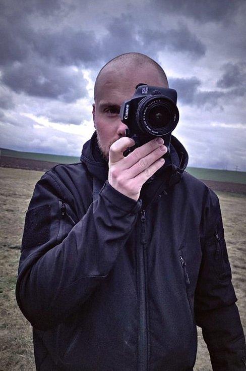 Atmosféra Doupova je na mnoha místech jedinečná, říká fotografující voják Lubomír Klemsa.