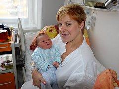 Václav Pelc se narodil rodičům Gabriele a Václavu Pelcovým z Písku 3. listopadu 2018 v 8.49 hodin. Vážil 4850 g a měřil 53 cm.