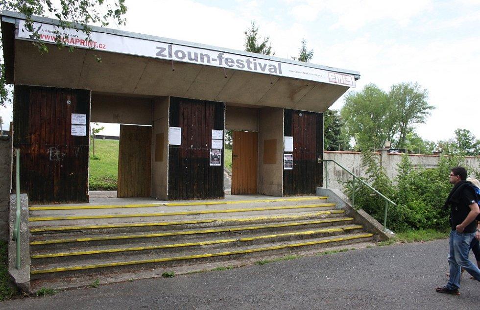 1. Jarní Zloun-festival na lounském velodromu