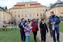 Zahájení sezony na Státním zámku Krásný Dvůr