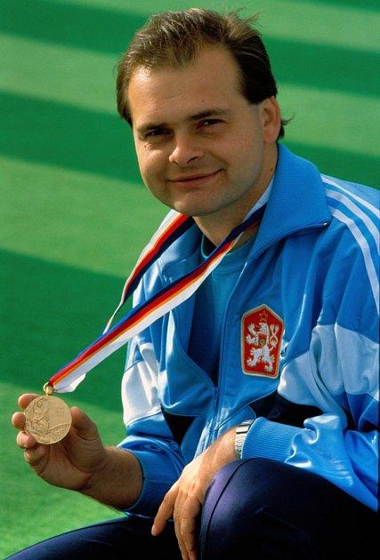 Miroslav Varga na snímku zarchivu ČTK