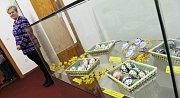 V žatecké Křížově vile vystavují kraslice