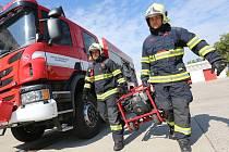 V sobotu budou v centru Žatce slavit hasiči. Dojde samozřejmě i na ukázky techniky a zásahů. Ilustrační foto
