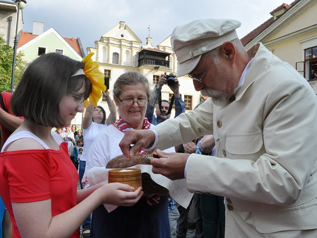 Oslavy 100 let republiky v Lounech