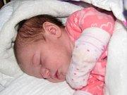 Nella Marie Tatárová se narodila ve 3.28 hodin mamince Elišce Pichlové ze Žatce. Vážila 3280 g a měřila 50 cm.