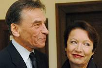 František Němec a Hana Maciuchová.