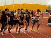 Lounští atleti v Praze uspěli
