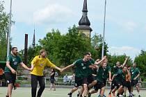 Druholigoví muži Žatce slaví první historický postup do nejvyšší soutěže.
