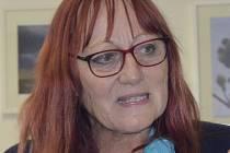 Eva Fošenbauerová je autorka dětských knih, před třemi lety se přestěhovala do Podbořan.