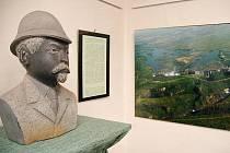 Výstava o Emilu Holubovi v žateckém Regionálním muzeu K. A. Polánka.