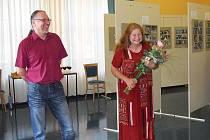 Květa Tošnerová a Vladimír Drápal