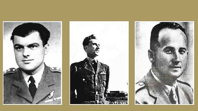 V Lounech budou instalovány pamětní desky významným rodákům a statečným letcům RAF Bohuslavu Kimličkovi, Miroslavu Vildovi a Jaroslavu Skutilovi.