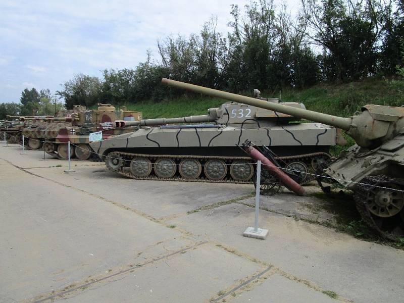 Výlet do Vojenského muzea v Rokycanech.