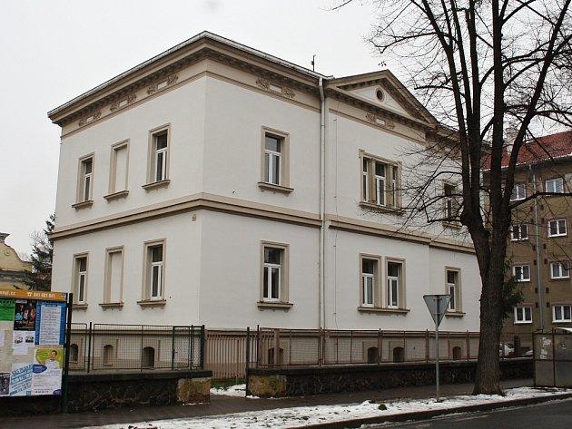 Budova bývalého ředitelství Žatecké teplárenské. Archivní foto
