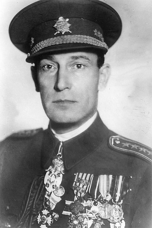 Památka generála Josefa Malého.