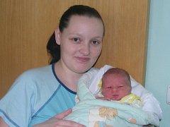 Mamince Anastázii Sedláčkové ze Žatce se 2. února 2016 v 8.31 hodin narodil synek Mikuláš Sedláček. Vážil 2970 gramů a měřil 47 centimetrů.