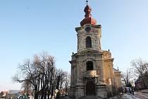 Kostel v Pšově na Podbořansku
