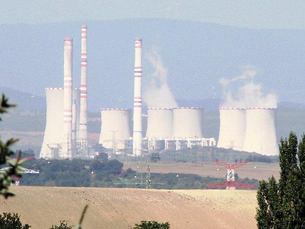 Elektrárna Počerady. I tam v minulých letech investoval ČEZ nemalé peníze. Postavil tam nový plynový zdroj, uhelné kotle prošly rekonstrukcemi.