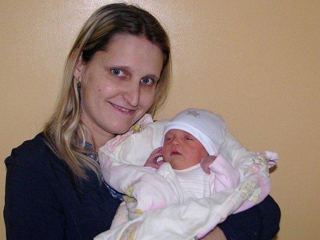Veronika Špácová se narodila mamince Tereze Vrábíkové ze Žatce 2. března 2017 v 18.10 hodin. Vážila 3,01 kg, měřila 48 cm.