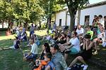 Zábavný program pro děti při oslavách 700 let obce Chlumčany