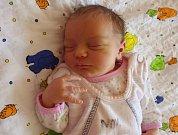 Viktorie Slámová se narodila 1. září 2017 v 8.46 hodin rodičům Nicole Schrödlové a Jakubu Slámovi z Kryr. Vážila 3230 g měřila 48 cm.