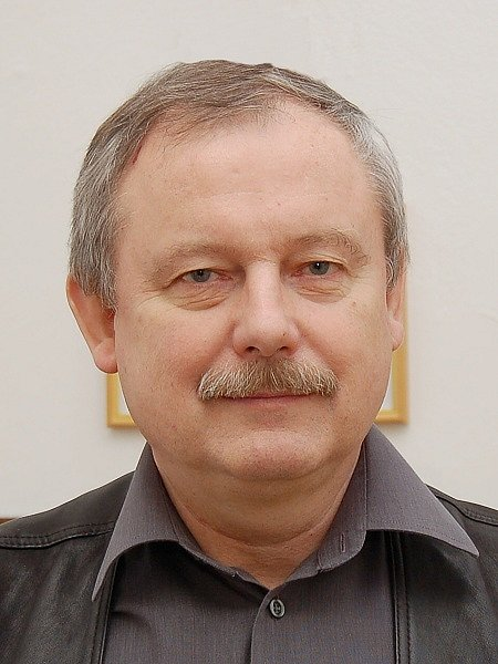 Velitel strážníků Zdeněk Valeš