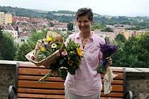 Městská knihovna Žatec hostila ABCDu zvládání rakoviny v podání Zuzky Němčíkové.