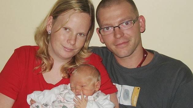 Mamince Tereze Kuzmové z Postoloprt se 20. června v 15.30 hodin narodil syn Petr Chládek. Vážil 3,3 kilogramu a měřil 50 centimetrů.
