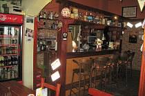 Pivní bar U Hříbku v Žatci