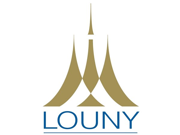 Logo města Louny