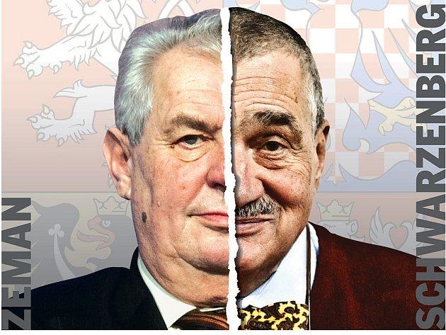 Česká republika volí svého prezidenta