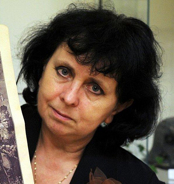 Radmila Holodňáková.