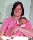 Lucie Nováková se narodila 6. února 2018 v 19.40 hodin mamince Lucii Novákové ze Zeměch. Vážila 3230 g a měřila 52 cm.