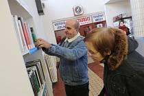 V Ústeckém kraji je KnihoBudka například na nádraží v Litoměřicích.