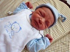 Ladislav Balog se narodil 18. dubna 2017 v 5.39 hodin v kadaňské porodnici rodičům Lence Šugárové a Ladislavu Balogovi ze Žatce. Vážil 2,9 kg a měřil 48 cm.
