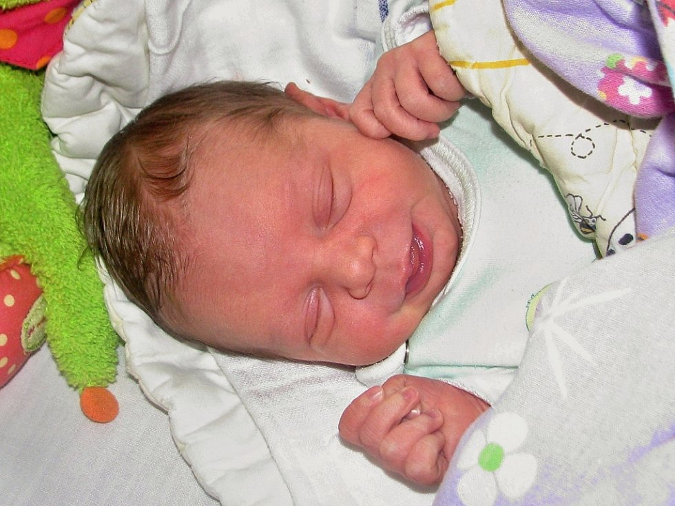 Roman Filgas se narodil 1. ledna 2018 v 19.58 hodin mamince Kláře Filgasové ze Žatce. Vážil 2950 g a měřil 52 cm.